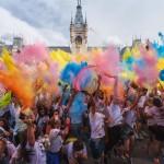 Bucuria culorilor, Iași – The Color Run © Andrei Cucu