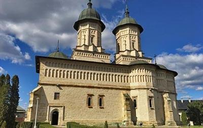 Biserici şi mânăstiri la Iaşi
