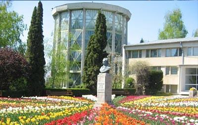Grădina Botanică Iaşi