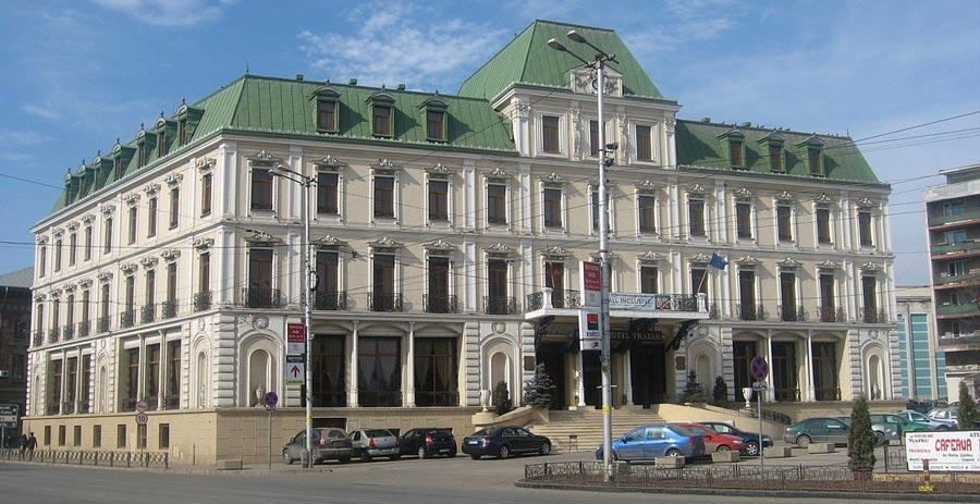 Hotel Traian Iaşi