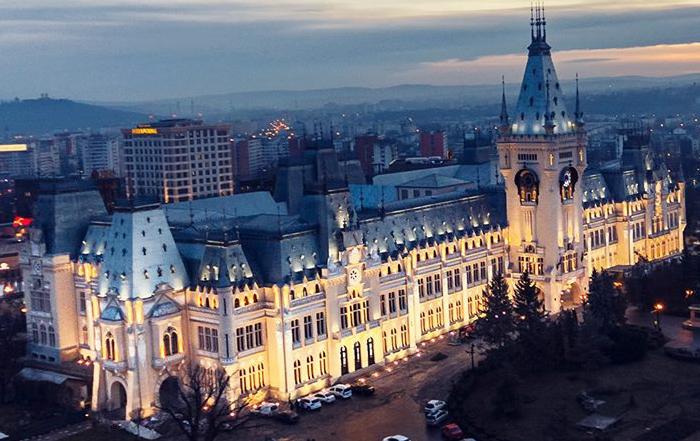 Palatul Culturii Iaşi