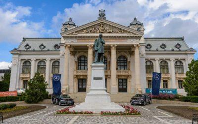 """Teatrul Naţional """"Vasile Alecsandri"""" Iaşi"""