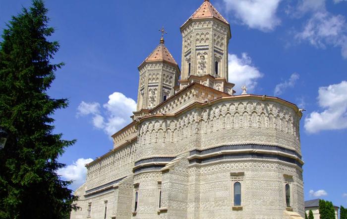 Mănăstirea Sfinții Trei Ierarhi din Iași