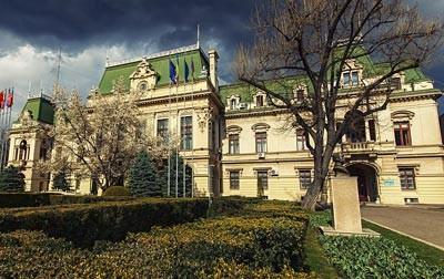 Palatul Roznovanu - Primăria Iaşi